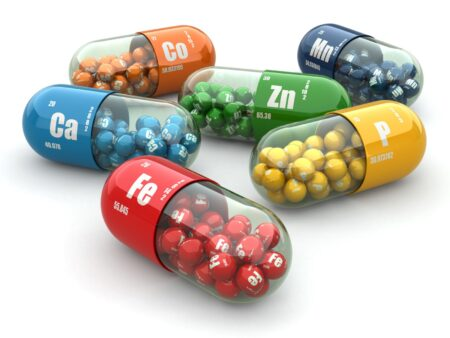 Витамины, БАДы